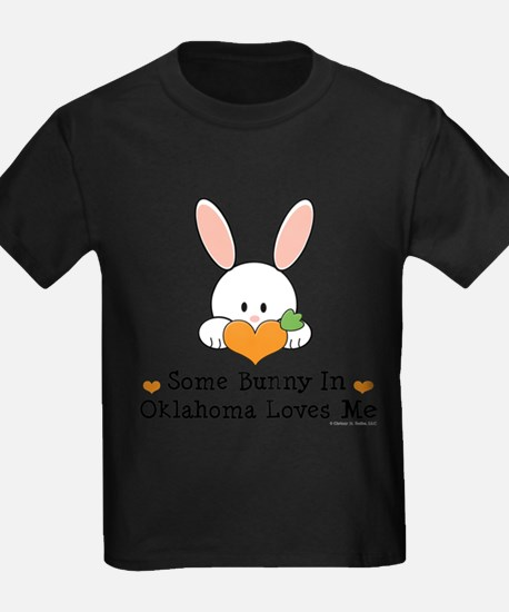 Some Bunny In Oklahoma Loves Me T-Shirt