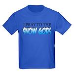 Snow Gods Kids Dark T-Shirt