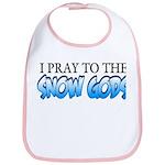 Snow Gods Bib