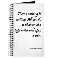 Writer Quote Journal