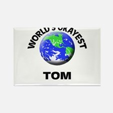 World's Okayest Tom Magnets