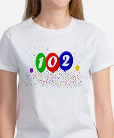 102nd Birthday T-Shirt