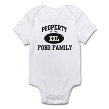 Property of Ford Family Infant Bodysuit