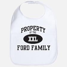 Property of Ford Family Bib