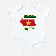 Cool Suriname Infant Bodysuit