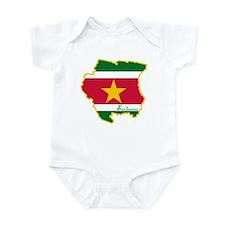 Cool Suriname Onesie