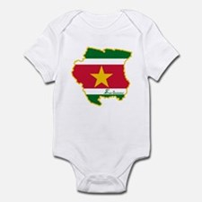 Cool Suriname Onesie