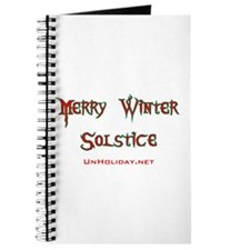 Merry Winter Solstice 01 Journal