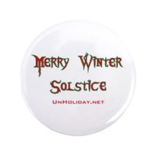 """Merry Winter Solstice 01 3.5"""" Button (100 pack)"""