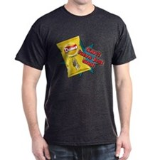 Cropped Brindle Dane VS Chips T-Shirt