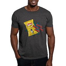 Cropped Mantle Dane VS Chips T-Shirt
