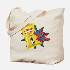 Cropped Mantle Dane VS Chips Tote Bag