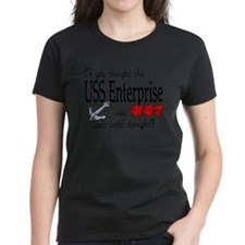 Navy USS Enterprise was hot Tee