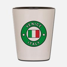 Cute Italian pride Shot Glass