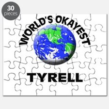 World's Okayest Tyrell Puzzle