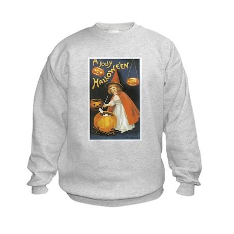 halloween61 Kids Sweatshirt