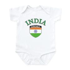 Indian cricket Infant Bodysuit