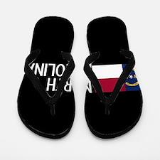 North Carolina: North Carolinian Flag & Flip Flops