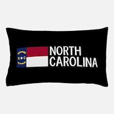 North Carolina: North Carolinian Flag Pillow Case