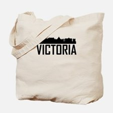 Skyline of Victoria BC Tote Bag