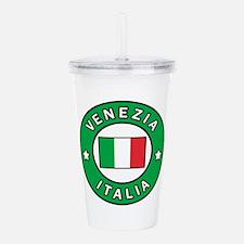 Venezia Italy Acrylic Double-wall Tumbler