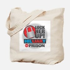 Lock Her Up Tote Bag