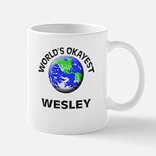 World's Okayest Wesley Mugs