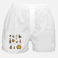 Halloween 60 Boxer Shorts