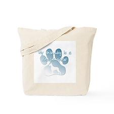 Great Dane Granddog Tote Bag