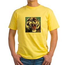 Tiger Roaring T