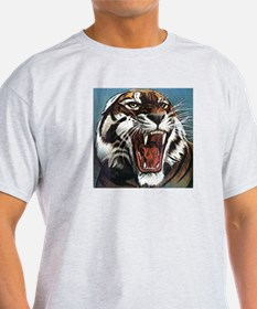 Tiger Roaring T-Shirt
