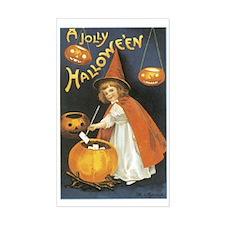 halloween61 Rectangle Decal