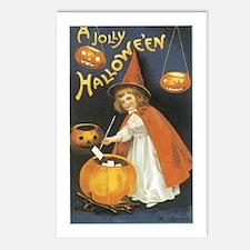halloween61 Postcards (Package of 8)