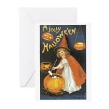 halloween61 Greeting Cards (Pk of 20)