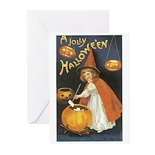 halloween61 Greeting Cards (Pk of 20)