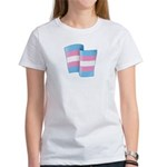 Flying Trans Pride Women's T-Shirt