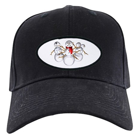Snow Monsters Black Cap