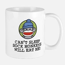 Funny Sock Monkey Mug