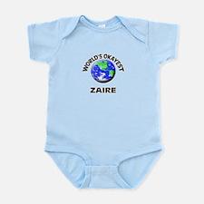 World's Okayest Zaire Body Suit