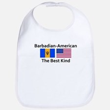 Barbadian American-The Best K Bib