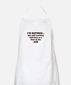 Retired BBQ Apron