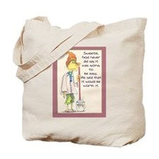Cute Fairy godmother Tote Bag