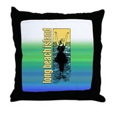By the Water... Throw Pillow