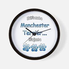 Manchester Not Wall Clock