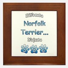 Norfolk Not Framed Tile