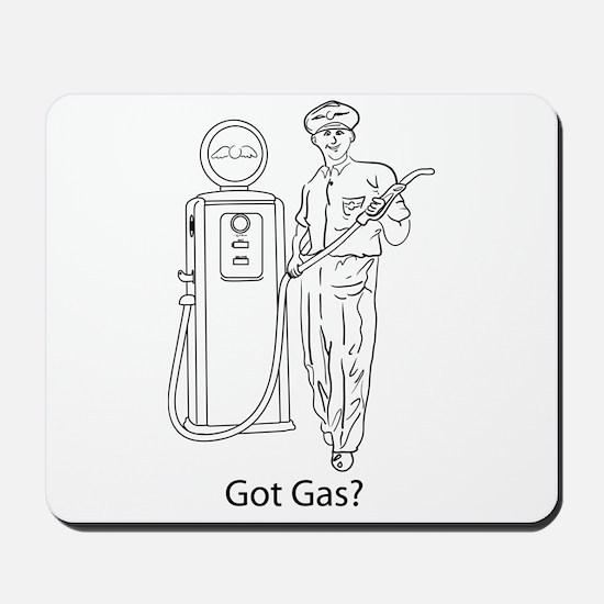 Got Gas? Mousepad