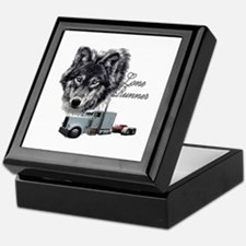 Lone Runner Keepsake Box