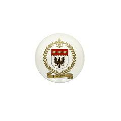 JEANSONNE Family Crest Mini Button