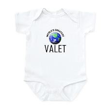 World's Greatest VALET Infant Bodysuit