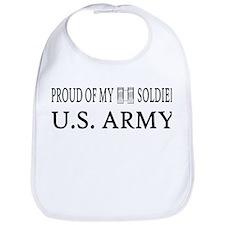 CPT - Proud of my soldier Bib